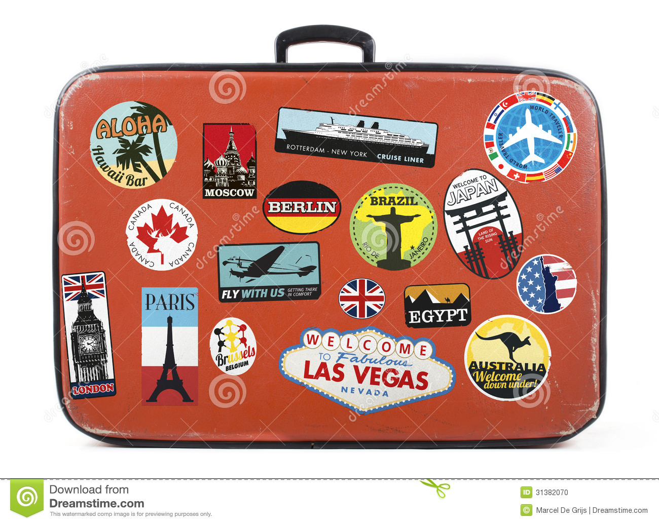 Suit Travel Bag Australia